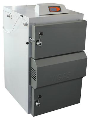 Λέβητας Ξύλου Πυρόλυσης με Αισθητήρα Λάμδα,VIGAS 100LC - 100KW