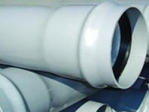Σωλήνα PVC Ύδρευσης-Άρδευσης για υπόγεια δίκτυα Φ125 6ατμ