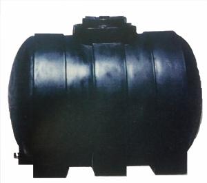Πλαστική δεξαμενή κυλινδρική βαρέου τύπου 1500 λίτρα