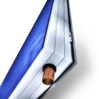 Μονοκόμματο πλαίσιο αλουμινίου