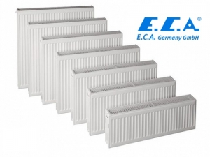 Θερμαντικό σώμα compact E.C.A. Germany 33/600/800 2206 Kcal/h.