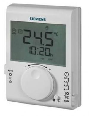 SIEMENS Ηλεκτρονικός θερμοστάτης RDJ 100