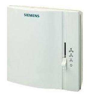 SIEMENS Θερμοστάτης 3 ταχυτήτων για fan-coils RAB91