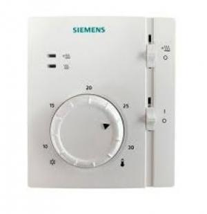 SIEMENS Αναλογικός θερμοστάτης χώρου θέρμανσης ή ψύξης RAA 31.26
