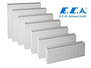 Θερμαντικό σώμα compact E.C.A. Germany 33/600/1400 3859 Kcal/h.