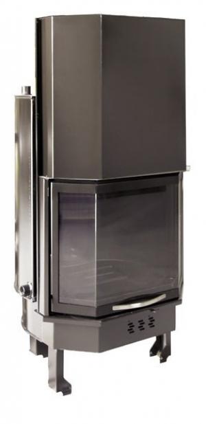 Ενεργειακό τζάκι Νερού - Καλοριφέρ, Ισχύς 40 KW,PAN81ΤΡ Πρισματικό