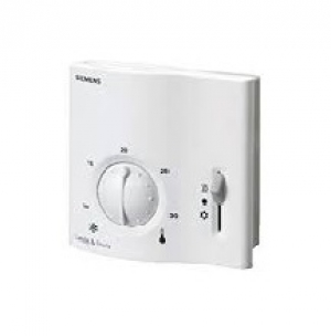 SIEMENS Αναλογικός θερμοστάτης χώρου θέρμανσης ή ψύξης RAA 41