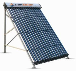 Ηλιακός Συλλέκτης Κενού Αέρος PanSolar με Επιφάνεια 2,8 τμ. (15 σωλήνες)