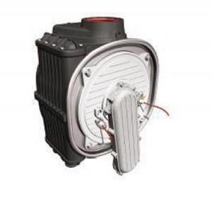 Αντλία Θερμότητας Alfea Hybrid Duo Gaz 14 TRI Θέρμανση & Ψύξη