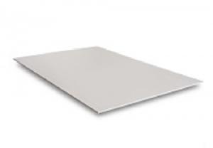 Ανθυγρή γυψοσανίδα TECHNOGIPS τύπος H2 (GKI), με λοξά άκρα ΑΚ, πάχος 12,5mm, διαστάσεις 3000x1200mm 3,60m²/τεμάχιο
