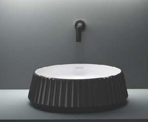 Νιπτήρας επιτραπέζιος ROMA 02  Φ420x420x130mm