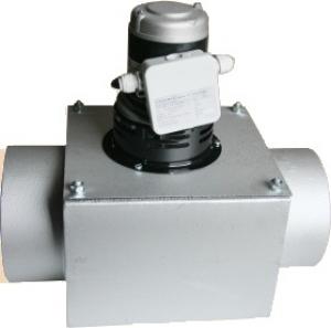 Μοτέρ Αναρόφησης Καυσαερίων V80 Φ200