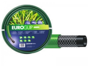 Λάστιχο Ποτίσματος EURO GUIP 3/4'' Πράσινο 3 στρωμάτων 25m