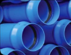 Σωλήνα PVC-O Ύδρευσης για υπόγεια δίκτυα Φ450 12,5ατμ