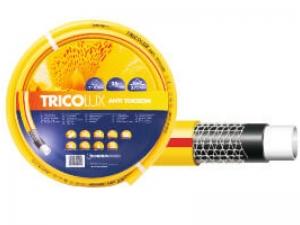 Λάστιχο Ποτίσματος TRICOLUX 3/4'' Κίτρινο 5 στρωμάτων 25m