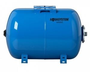 Πιεστικό δοχείο για νερό χρήσης 80 lt οριζόντιο VAO80