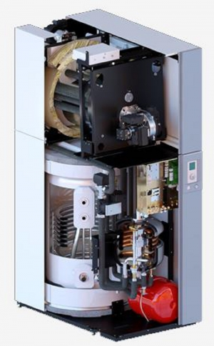 Αντλία Θερμότητας Alfea Hybrid Duo Oil 11 TRI/23
