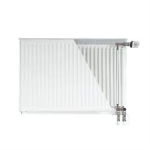 Θερμαντικό σώμα ventil (Εσωτ.Βρόγχου) Grubber 33/600/400  1297 Watt.