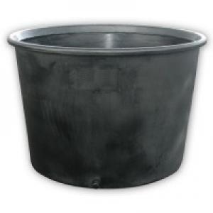 Πλαστική δεξαμενή Κάδος ελαίων-λαδιού Βαρέου τύπου 1000 λίτρα χαμηλή