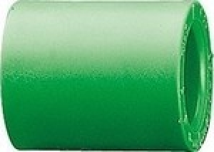 Μούφα   PPR  Φ32  AQUAPA πράσινη (ζεστό- κρύο)