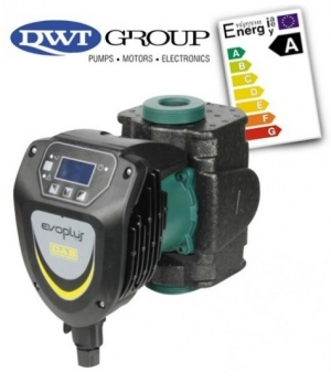 Κυκλοφορητής inverter DAB EVOPLUS 40/180ΧΜ R 1 1/4''